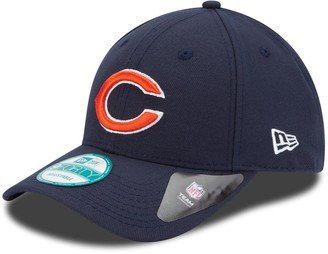 New Era Youth Navy Chicago Bears League 9FORTY Adjustable Hat