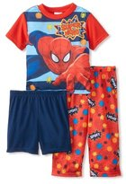 Spiderman Boys' 3 Piece PJ Set (Toddler/Kid)