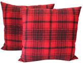One Kings Lane Vintage Buck Plaid Pillows