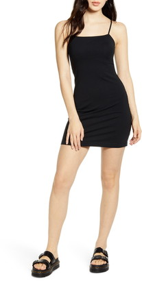 BP Square Neck Cami Minidress