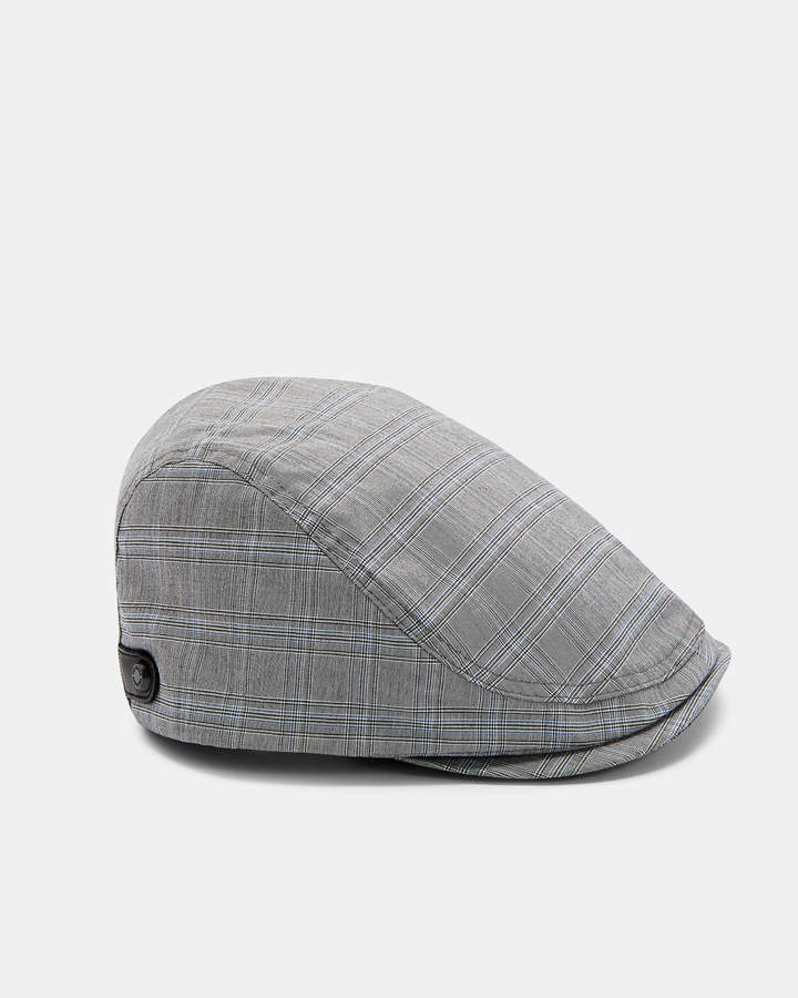 9f5c153e9b3f4 Mens Grey Flat Caps - ShopStyle UK