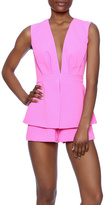 Do & Be Front Overlay Romper