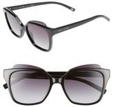 Marc Jacobs Women's 54Mm Sunglasses - Havana