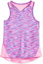 Champion Space-Dye Swing Tank, Toddler and Little Girls (2T-6X)