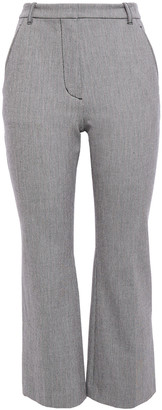 3.1 Phillip Lim Houndstooth Cotton-blend Kick-flare Pants