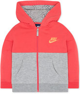 Nike Club Hooded Jacket, Toddler & Little Girls (2T-6X)