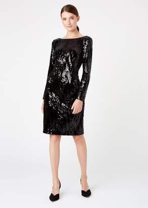 Hobbs Sawyer Sequin Dress