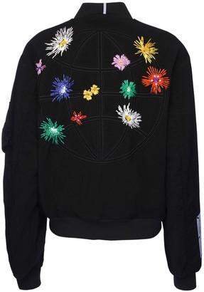 McQ Genesis Ii Nylon Canvas Jacket