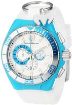 Technomarine Men's 112013 Cruise Locker Nylon Strap with Key Ring Watch