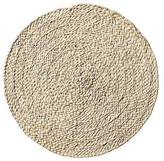 Serena & Lily Raffia Placemats - Round (Set Of 4)