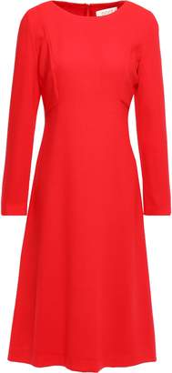 Goat Helena Wool-crepe Dress
