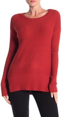 Cyrus Rib Knit Pullover Sweater