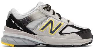 New Balance 990v5 Sneaker (Baby & Toddler) - Wide Width Available