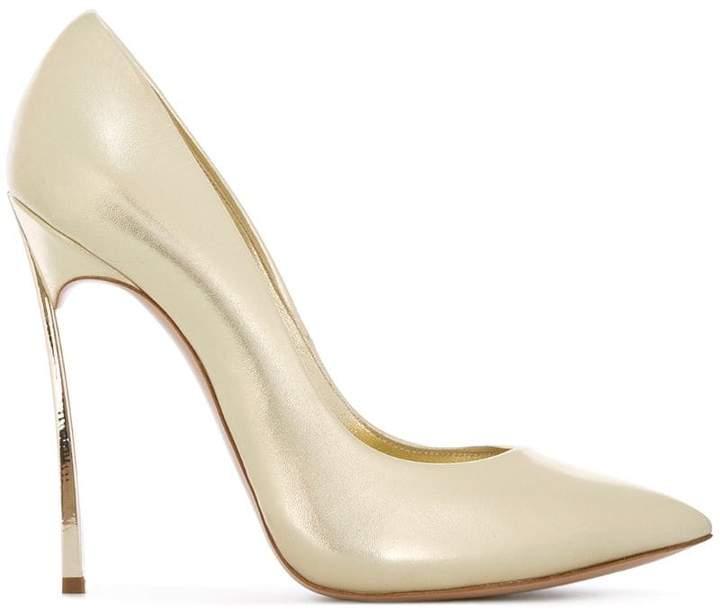 Casadei pointed stiletto pumps