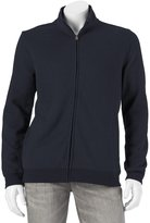 Croft & Barrow Men's Classic-Fit Easy-Care Fleece Jacket