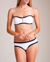 Heidi Klein Fisher Island Binding Bikini