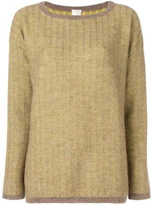 Massimo Alba striped sweater