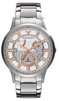 Emporio Armani Men's AR4663 Dress Silver Watch