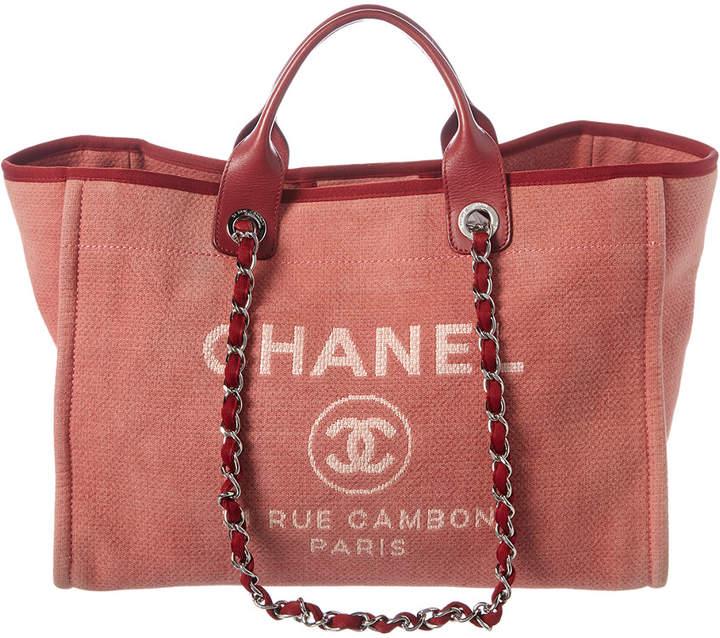 7a702a7c8d7e Chanel Tote Bags - ShopStyle