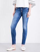 True Religion Jenny Curvy skinny mid-rise jeans