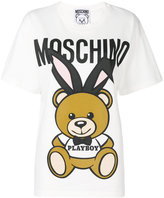 Moschino Playboy Toy Bear T-shirt
