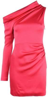 Cushnie asymmetric mini dress