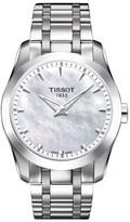 Tissot Women's Couturier Bracelet Watch, 33Mm