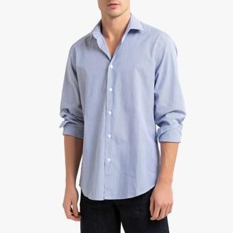 La Redoute Collections Slim Fit Cotton Shirt