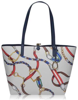 Lauren By Ralph Lauren Lauren by Ralph Lauren Merrimack Print Tote Bag