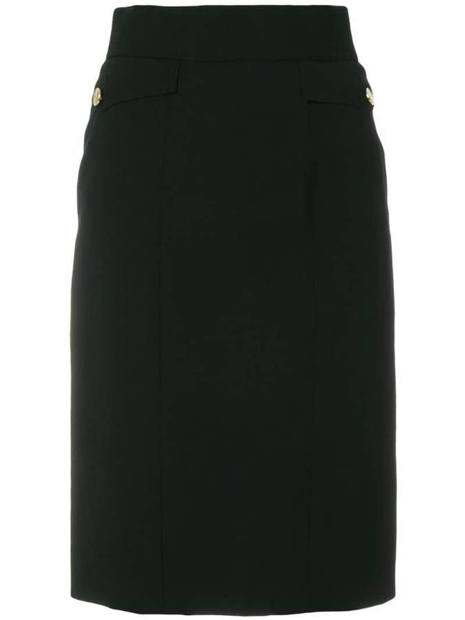 3f2e623a8f Pencil Skirt With Pockets - ShopStyle