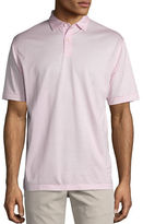 Peter Millar NanoLuxe Sean Cotton Lisle Polo Shirt