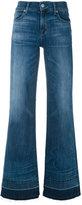 Hudson flared jeans - women - Cotton/Spandex/Elastane - 24