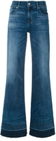 Hudson flared jeans - women - Cotton/Spandex/Elastane - 25
