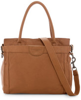 Liebeskind Berlin Glory Collapsible Leather Tote