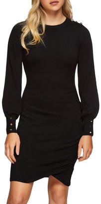 Oxford Vivian Knitted Mini Dress