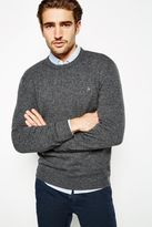 Jack Wills Rye Merino Donegal Crew Neck Sweater