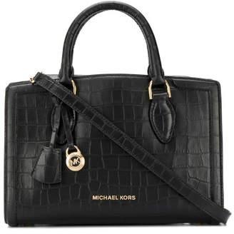 MICHAEL Michael Kors Zoe Leather Tote Bag