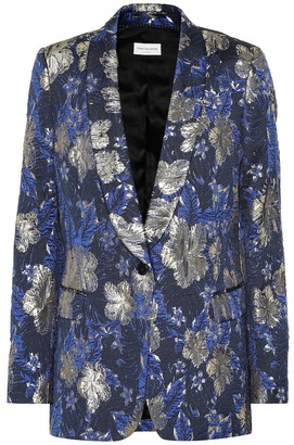 Dries Van Noten Brocade blazer