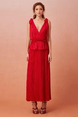 Keepsake PRIMROSE DRESS Scarlet
