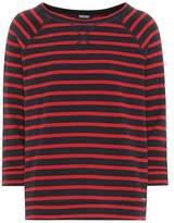 Woolrich Striped cotton sweater