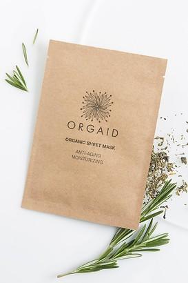 ORGAID Antiaging & Moisturizing Organic Mask