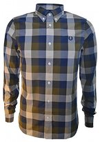 Fred Perry Men's Winter Twill Gingham Shirt