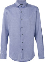 Paul & Shark soft buttoned shirt - men - Cotton - 40