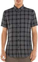 Zanerobe Plaid Regular Fit Button-Down Shirt