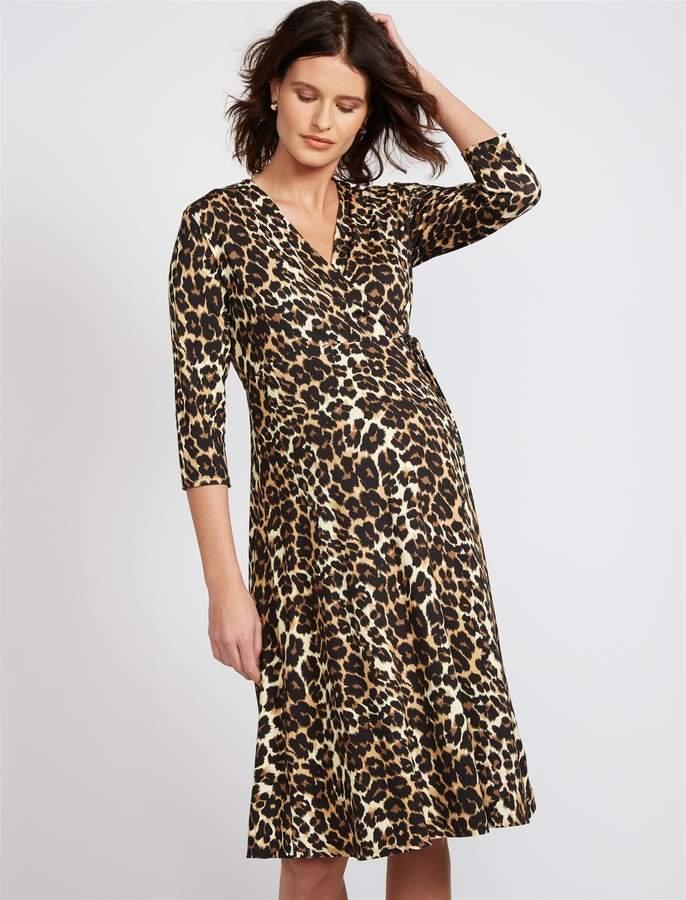 c2a08ef9751 Leopard Maternity - ShopStyle