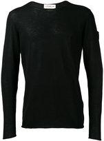 Isabel Benenato plain sweatshirt - men - Cotton - S