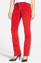 NYDJ Petite Women's 'Marilyn' Stretch Straight Leg Corduroy Pants
