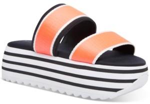 Madden-Girl AllThat Sport Flatform Sandals