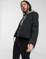 Dr. Denim Ilo Jacket in black