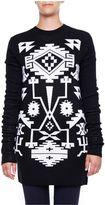 Marcelo Burlon County of Milan Longavi Dress